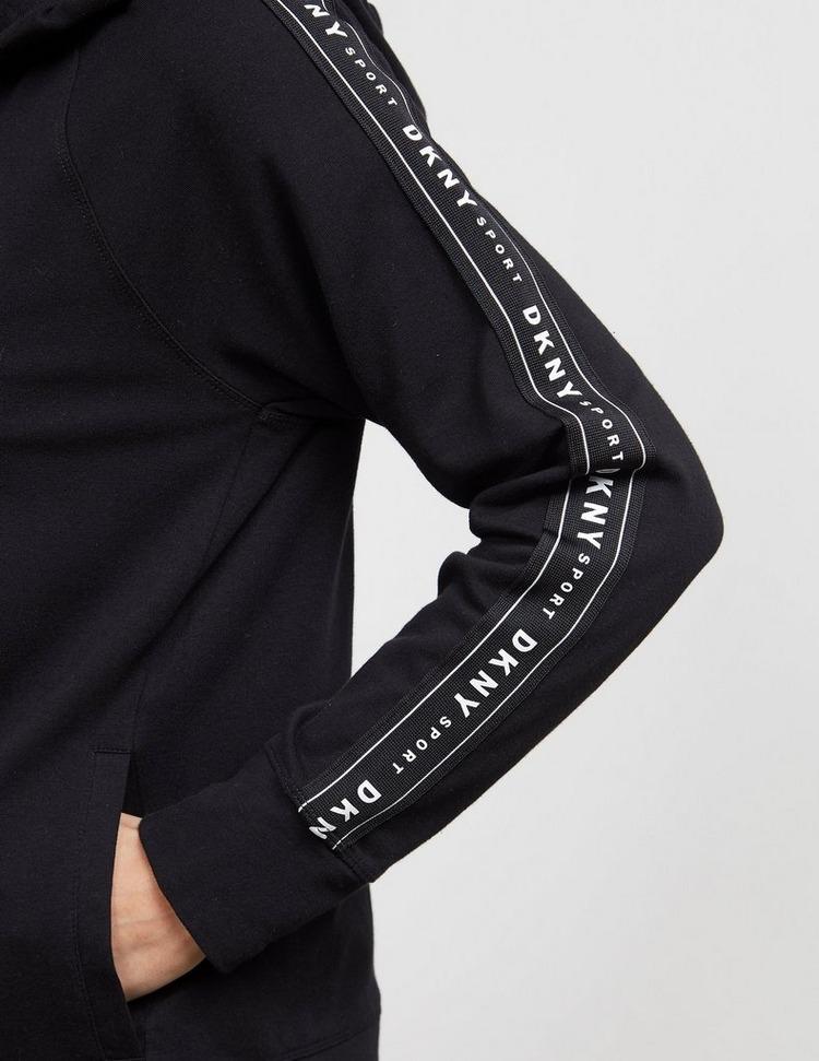 DKNY Sport Tape Full Zip Hoodie