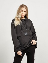 DKNY Hooded Windbreaker Jacket