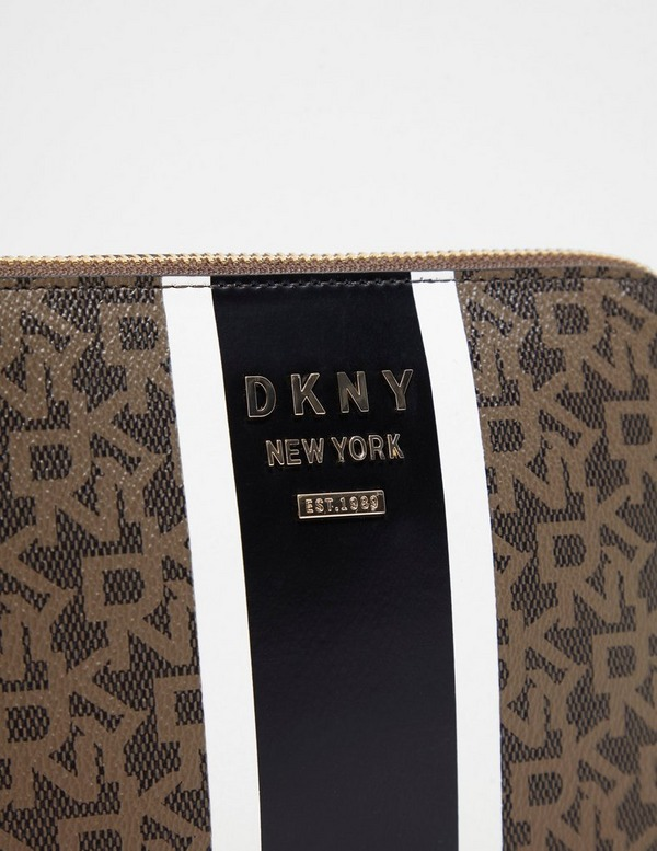 DKNY Whitney Stripe Shoulder Bag