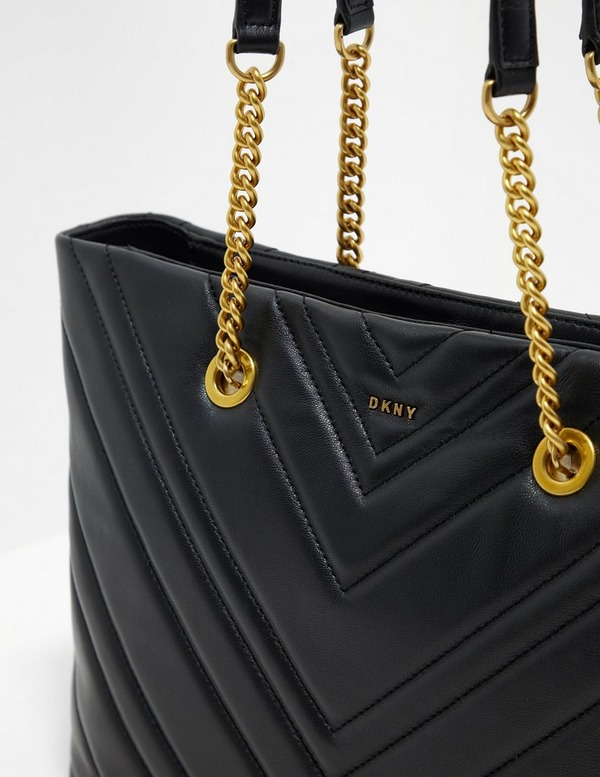 DKNY Vivian Quilted Tote Bag