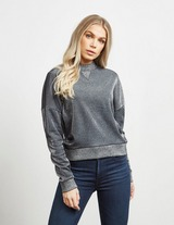 HUGO Glitter Crew Neck Sweatshirt
