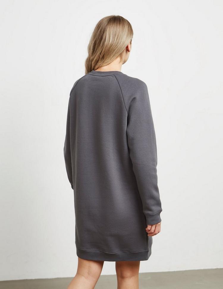Levis Seri Logo Sweatshirt Dress