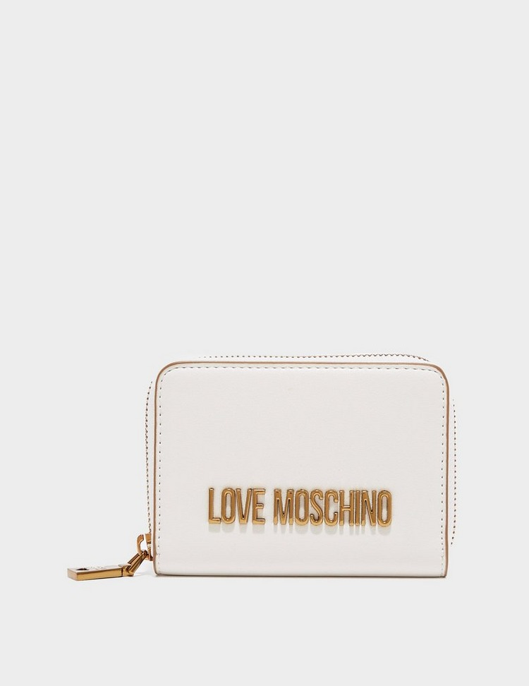 Love Moschino Small Letter Purse