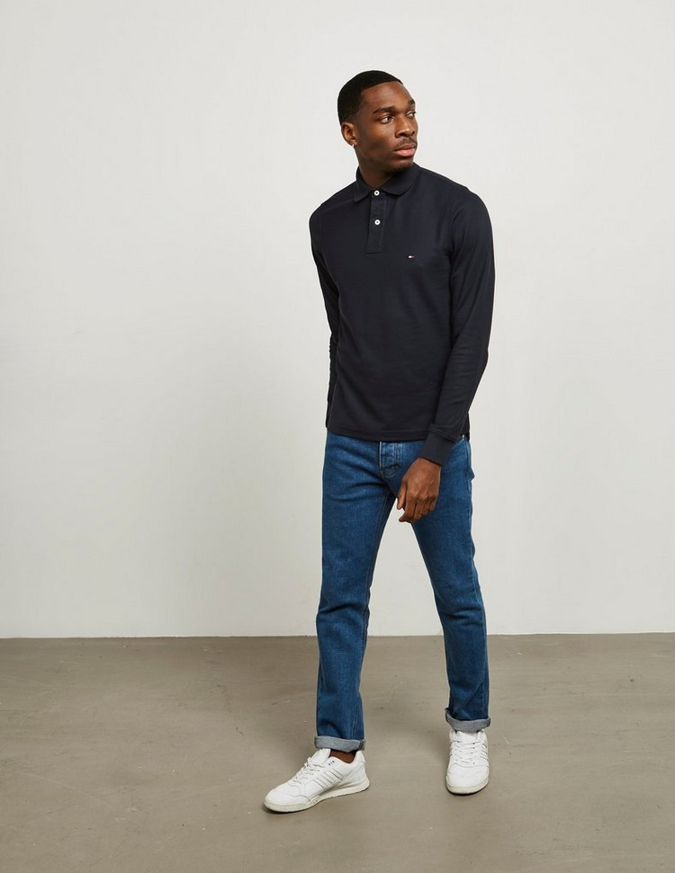 Tommy Hilfiger Long Sleeve Polo Shirt