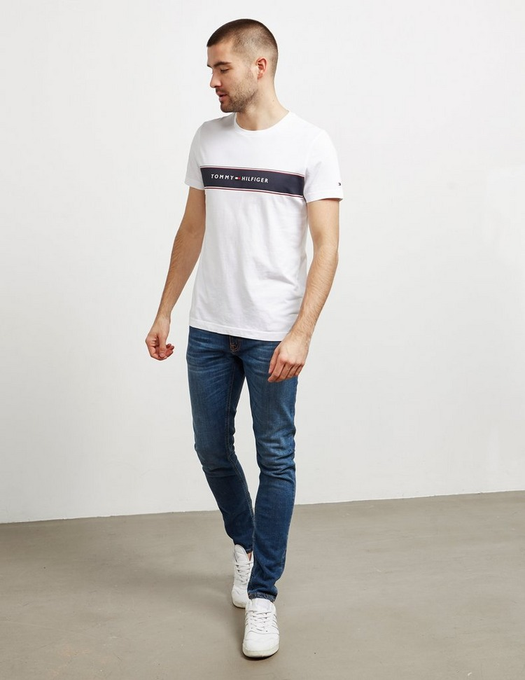 Tommy Hilfiger Chest Panel Short Sleeve T-Shirt