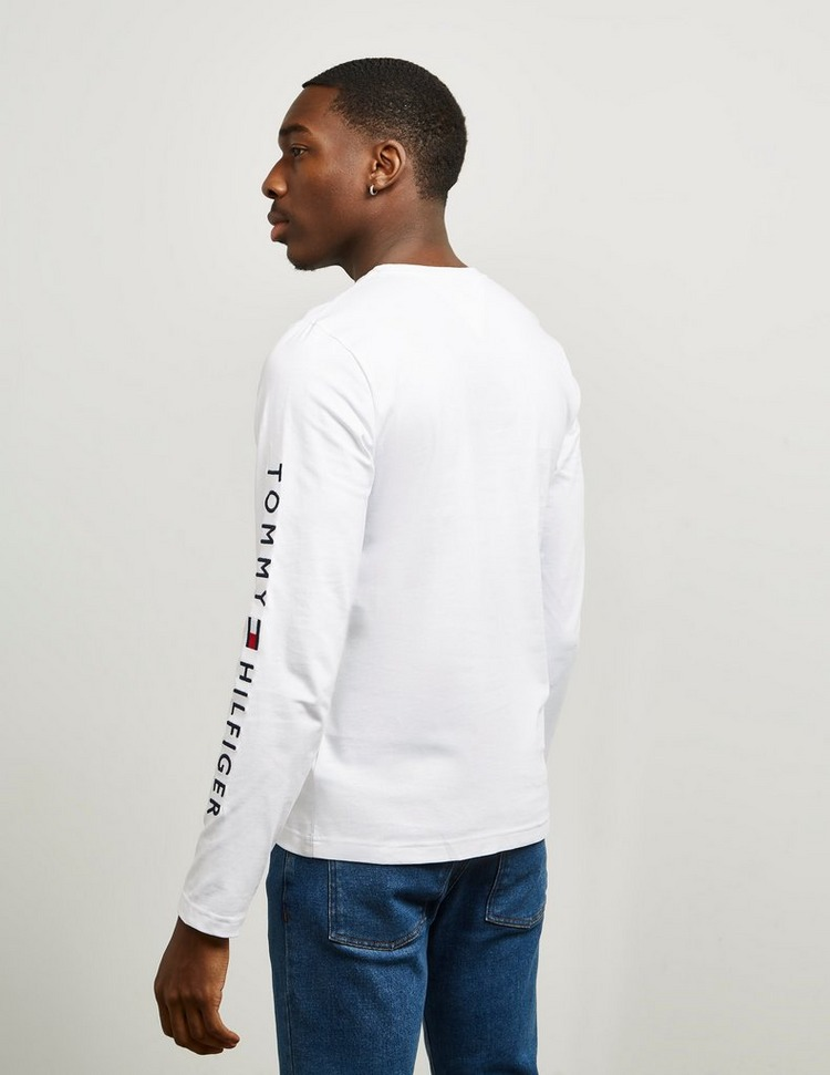 Tommy Hilfiger Sleeve Logo Long Sleeve T-Shirt