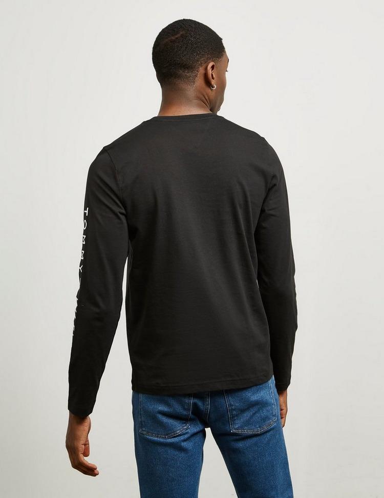 Tommy Hilfiger Sleeve Logo Long Sleeve T-Shirt
