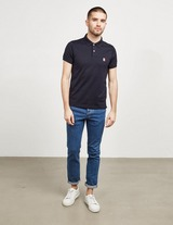 Tommy Hilfiger Mouline Short Sleeve Polo Shirt
