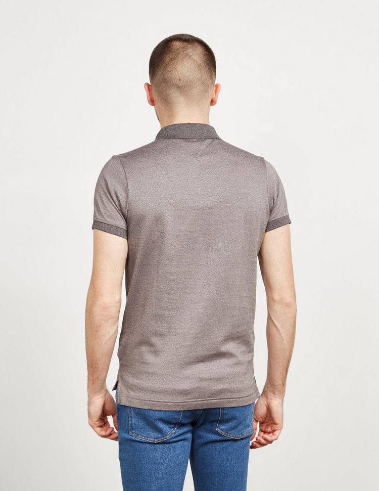 Tommy Hilfiger Mouline Short Sleeve Polo Shirt