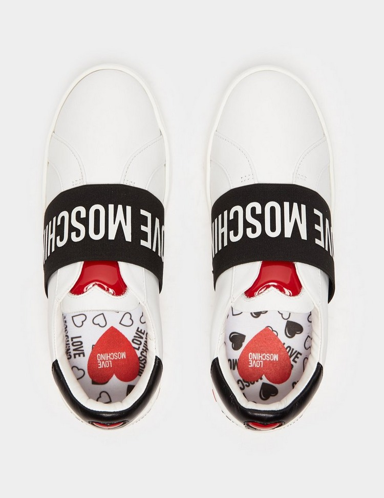 Love Moschino Strap Trainers