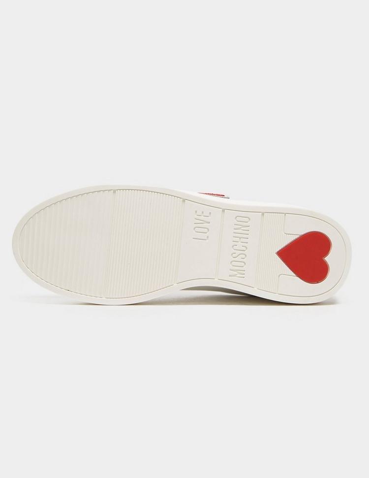 Love Moschino Heart Trainers