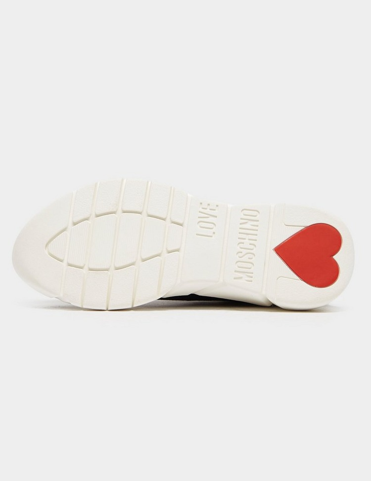 Love Moschino Diamante Sock Trainer