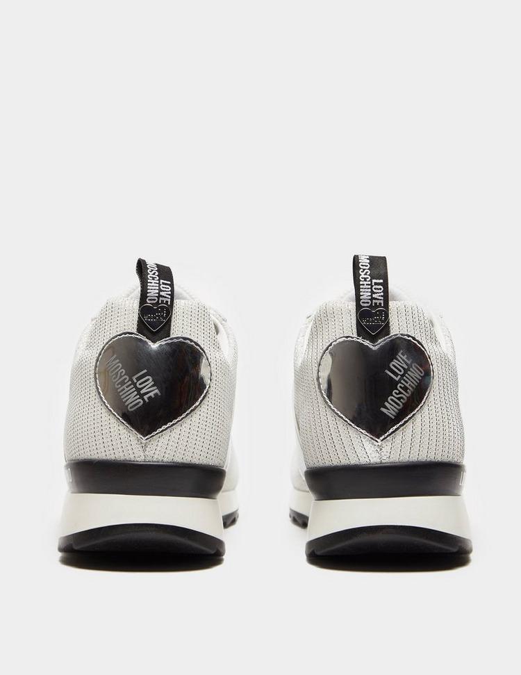 Love Moschino Glitter Runner