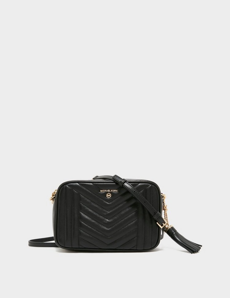 Michael Kors Jet Set Quilted Camera Bag