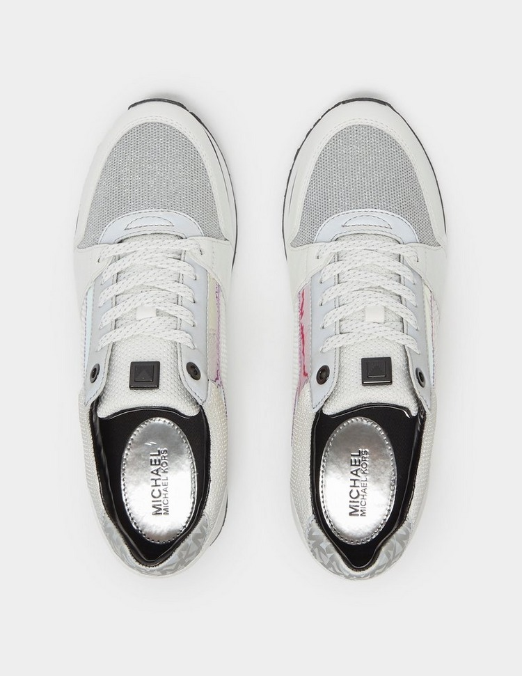 Michael Kors Billie Leather Trainers