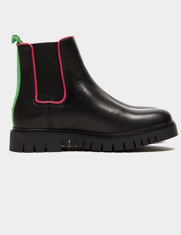 Tommy Jeans Neon Chelsea Boots