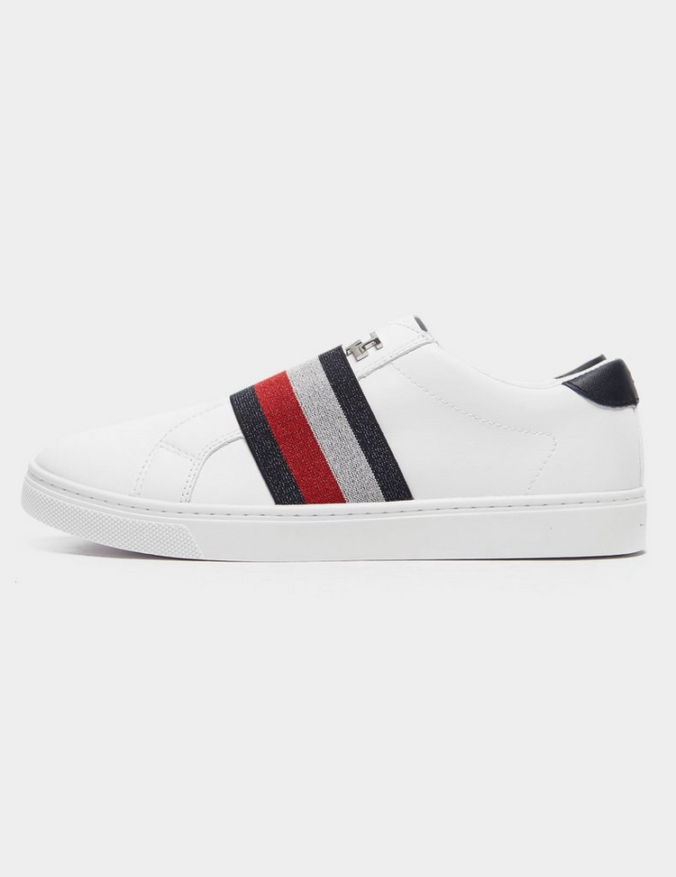 Tommy Hilfiger Elastic Slip On Trainers