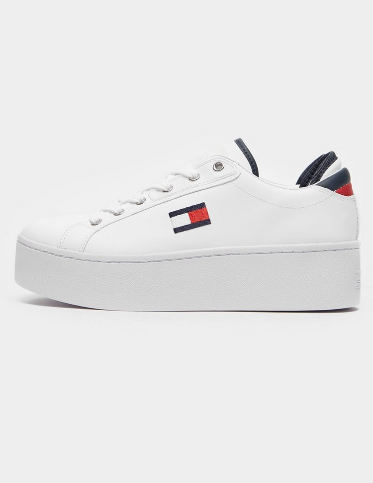 Tommy Jeans Flag Flatform Trainers