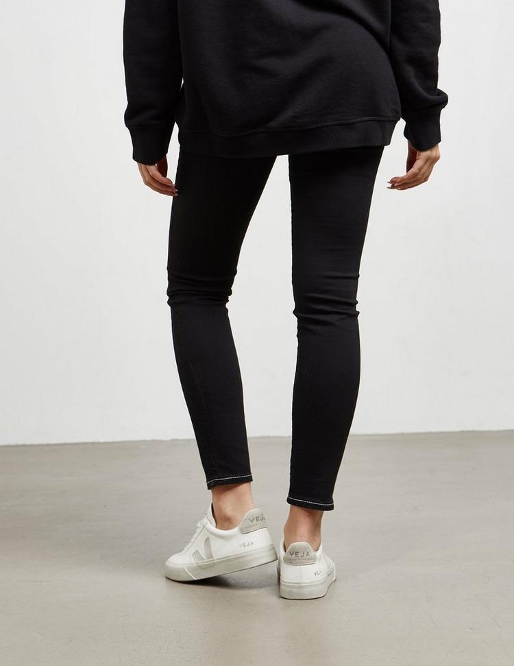 True Religion Caia High Rise Skinny Jeans