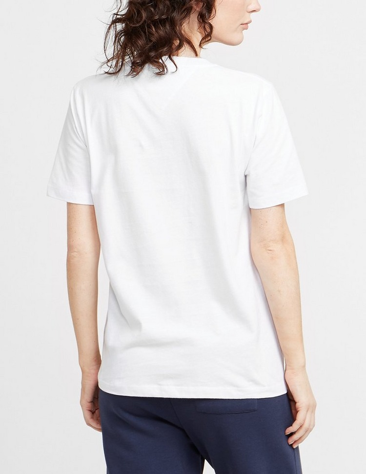 Tommy Jeans Neon Logo Short Sleeve T-Shirt