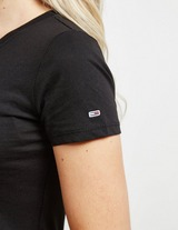 Tommy Jeans Essential Slim Short Sleeve T-Shirt
