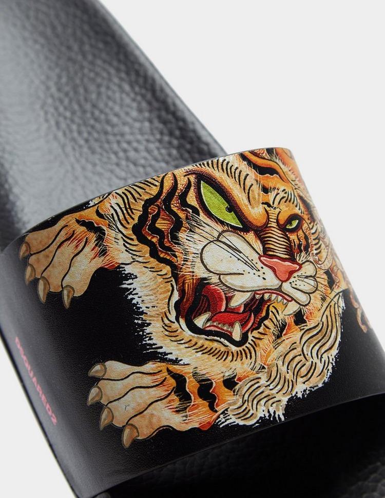 Dsquared2 Tiger Slides