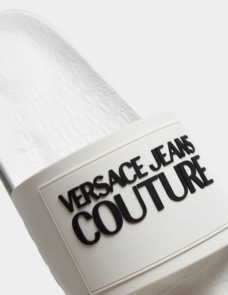 Versace Jeans Couture Logo Slides