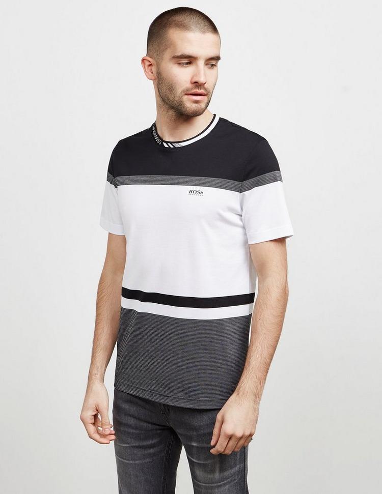 BOSS Short Sleeve Panel T-Shirt