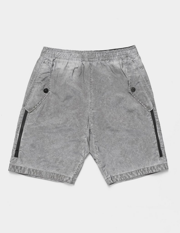 Stone Island Plated Reflective Shorts