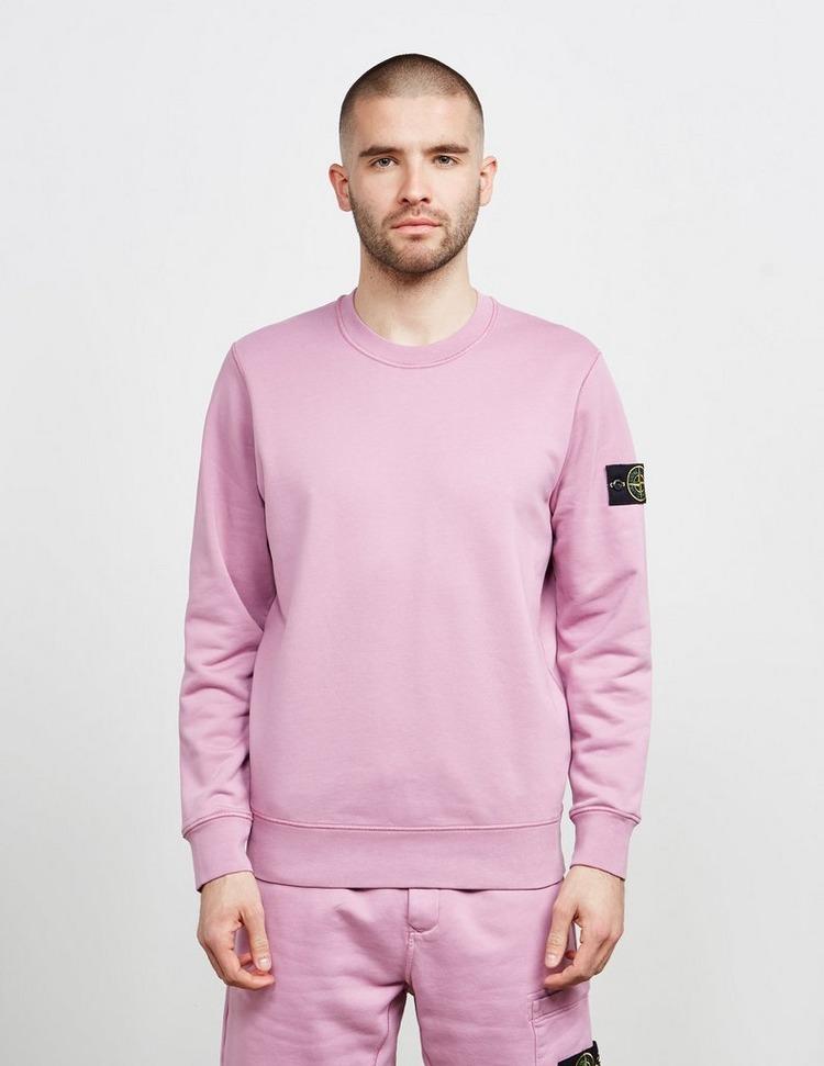Stone Island Classic Crewneck Sweatshirt