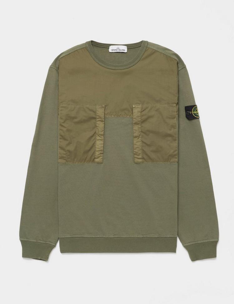Stone Island Mussola Sweatshirt