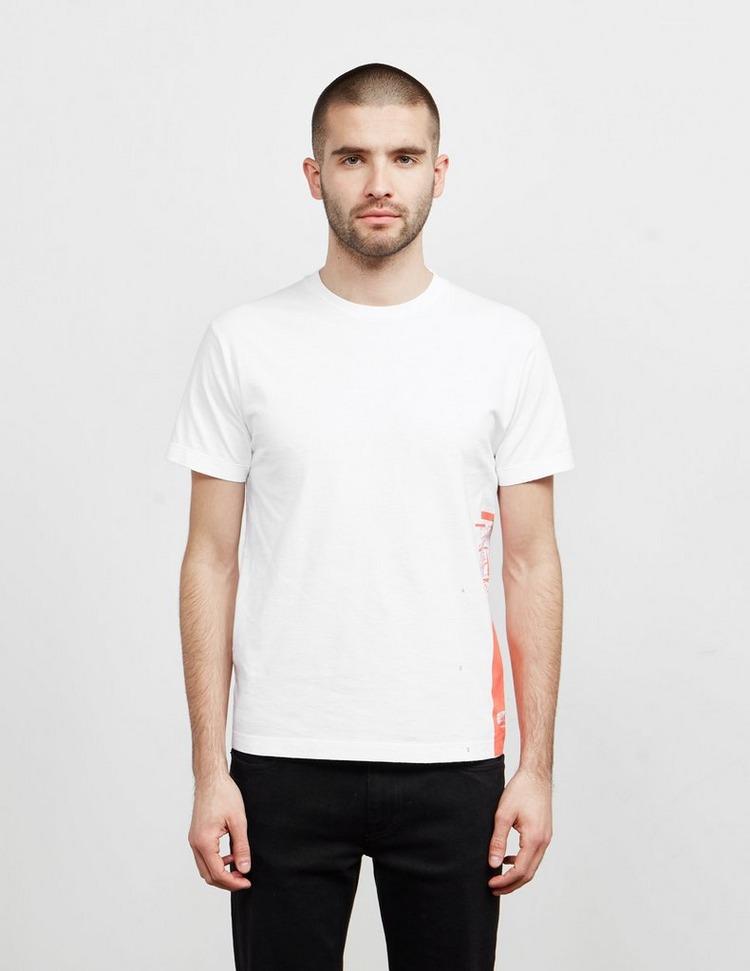 Stone Island Sideprint Short Sleeve T-Shirt