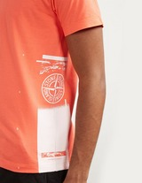 Stone Island Sideprint Short Sleeve T-Shirt