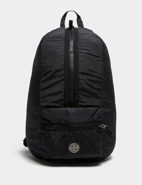 Stone Island Rip Nylon Metal Backpack