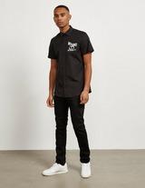Moschino Warp Short Sleeve Shirt