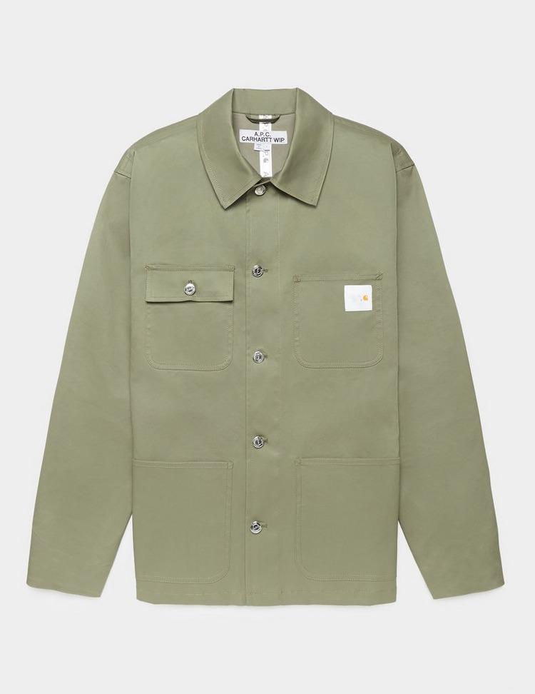 A.P.C x Carhartt Twill Work Shirt