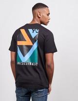 Y-3 Cut Graphic Short Sleeve T-Shirt