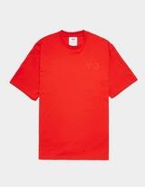 Y-3 Tonal Logo Short Sleeve T-Shirt