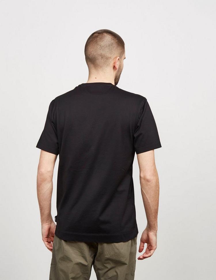 Z Zegna Logo Short Sleeve T-Shirt