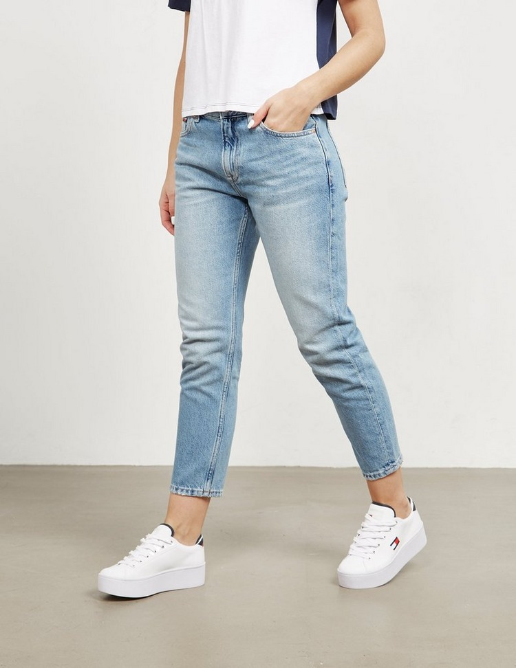 Tommy Jeans Izzy High Rise Slim Jeans
