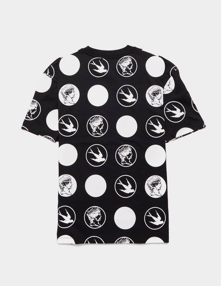 McQ Alexander McQueen Face Short Sleeve T-Shirt