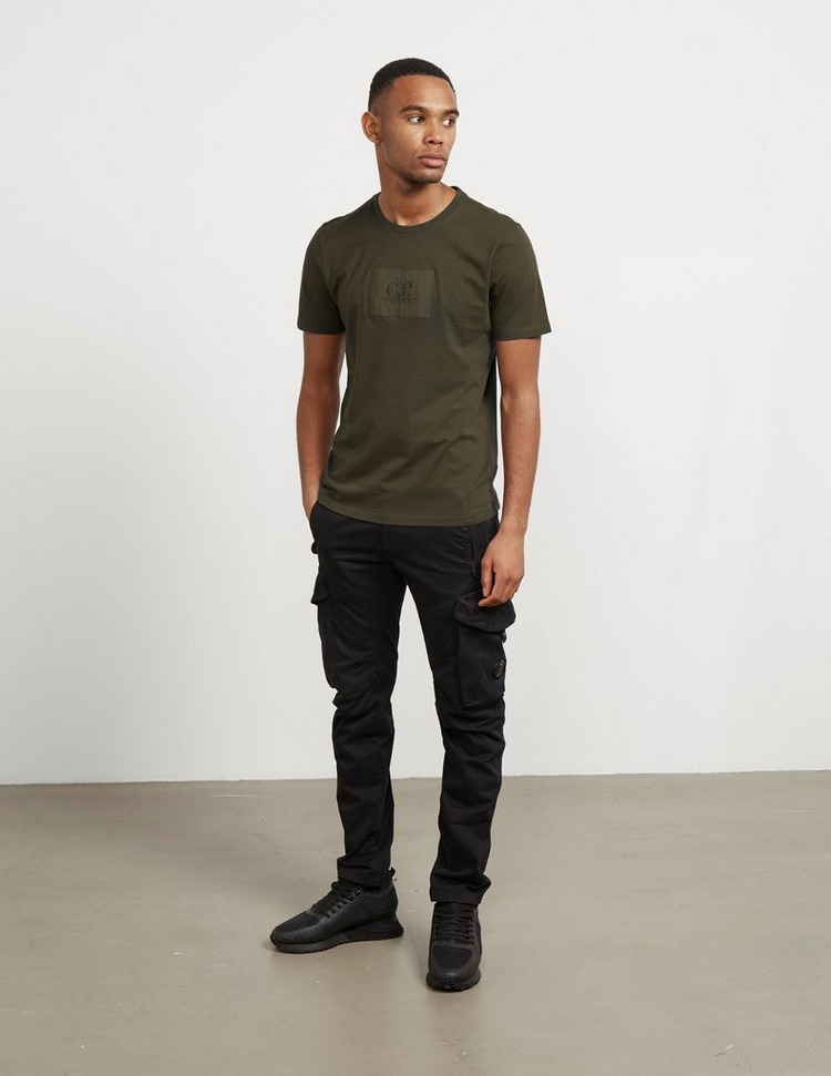 CP Company New Patch Short Sleeve T-Shirt