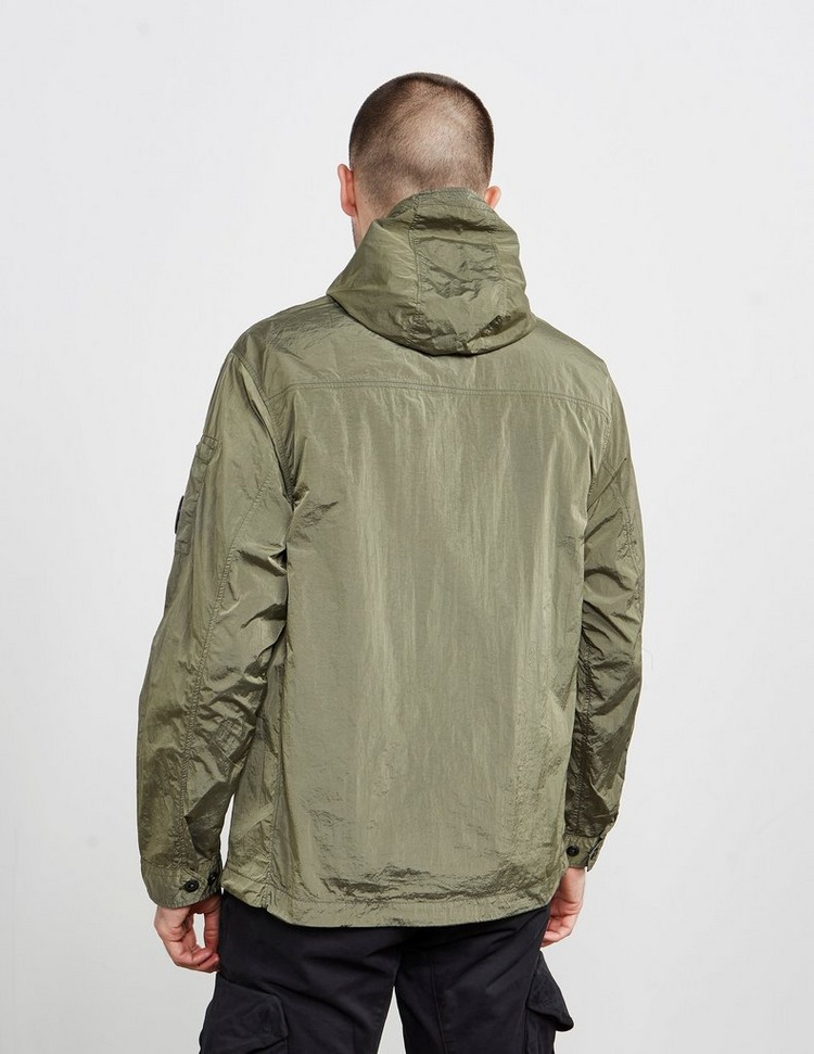 CP Company Chrome Smock Overshirt