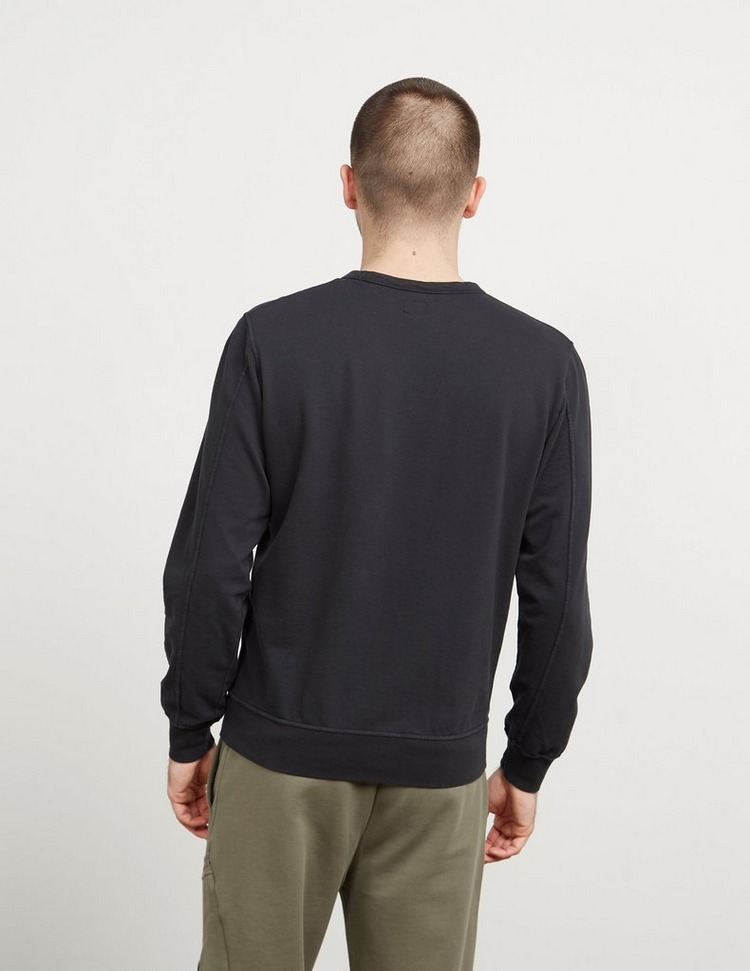 CP Company Embroidered Logo Sweatshirt
