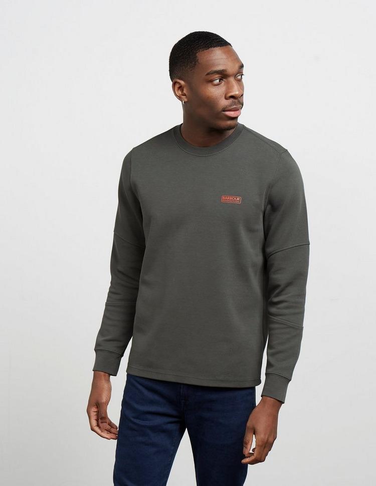Barbour International Decal Long Sleeve T-Shirt