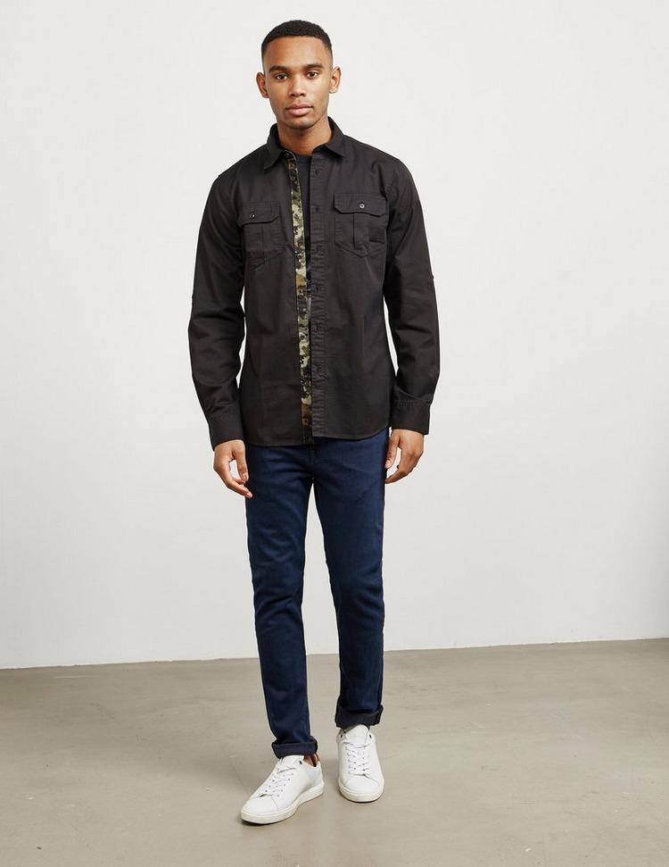 Barbour International Ripstop Long Sleeve Shirt