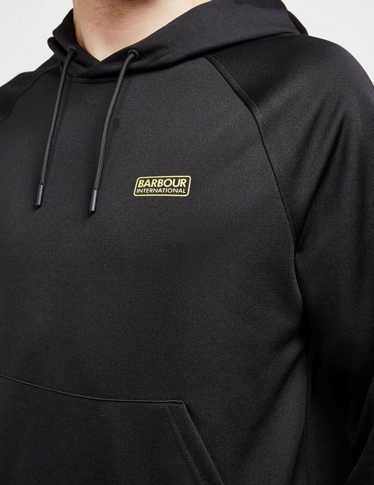 Barbour International Overhead Logo Hoodie