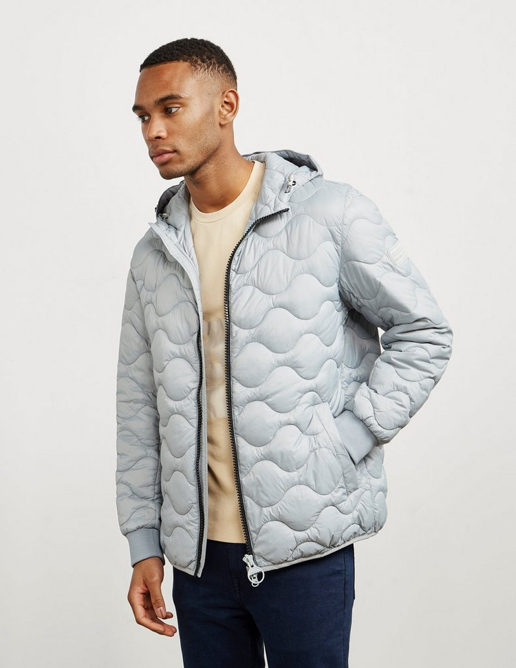 Barbour International Acoustic Padded Jacket