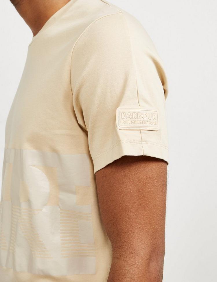 Barbour International Engine Short Sleeve T-Shirt