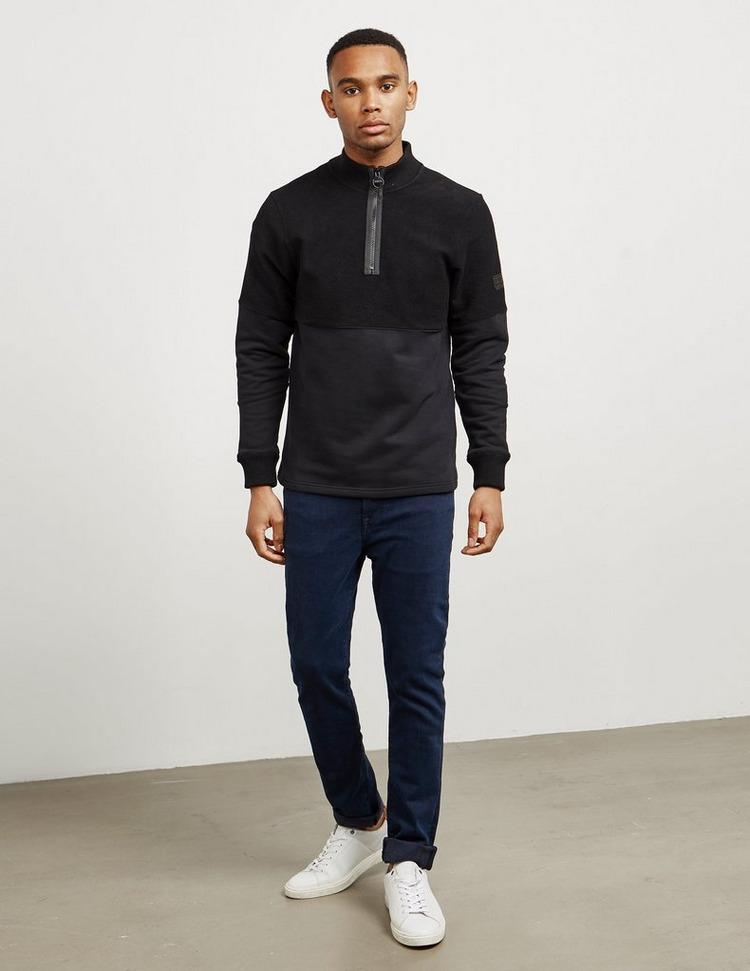 Barbour International Sensor Half Zip Sweatshirt